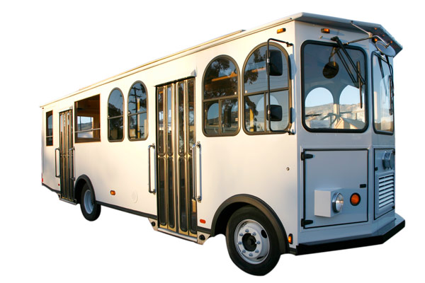 25 Passenger Trolley