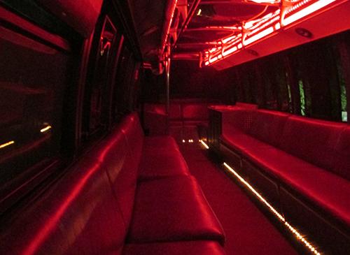 Partybus Interior
